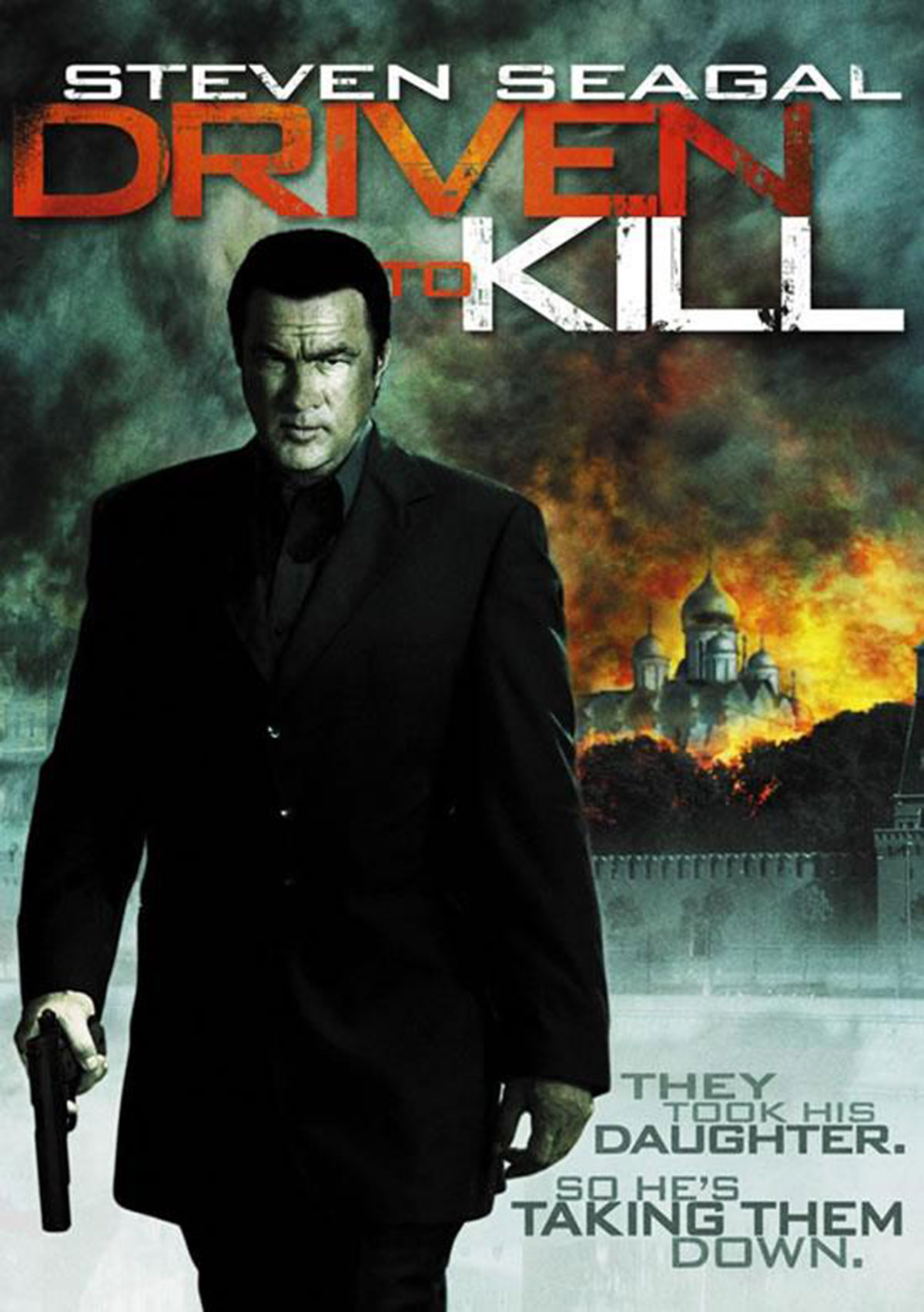 Driven To Kill Poster