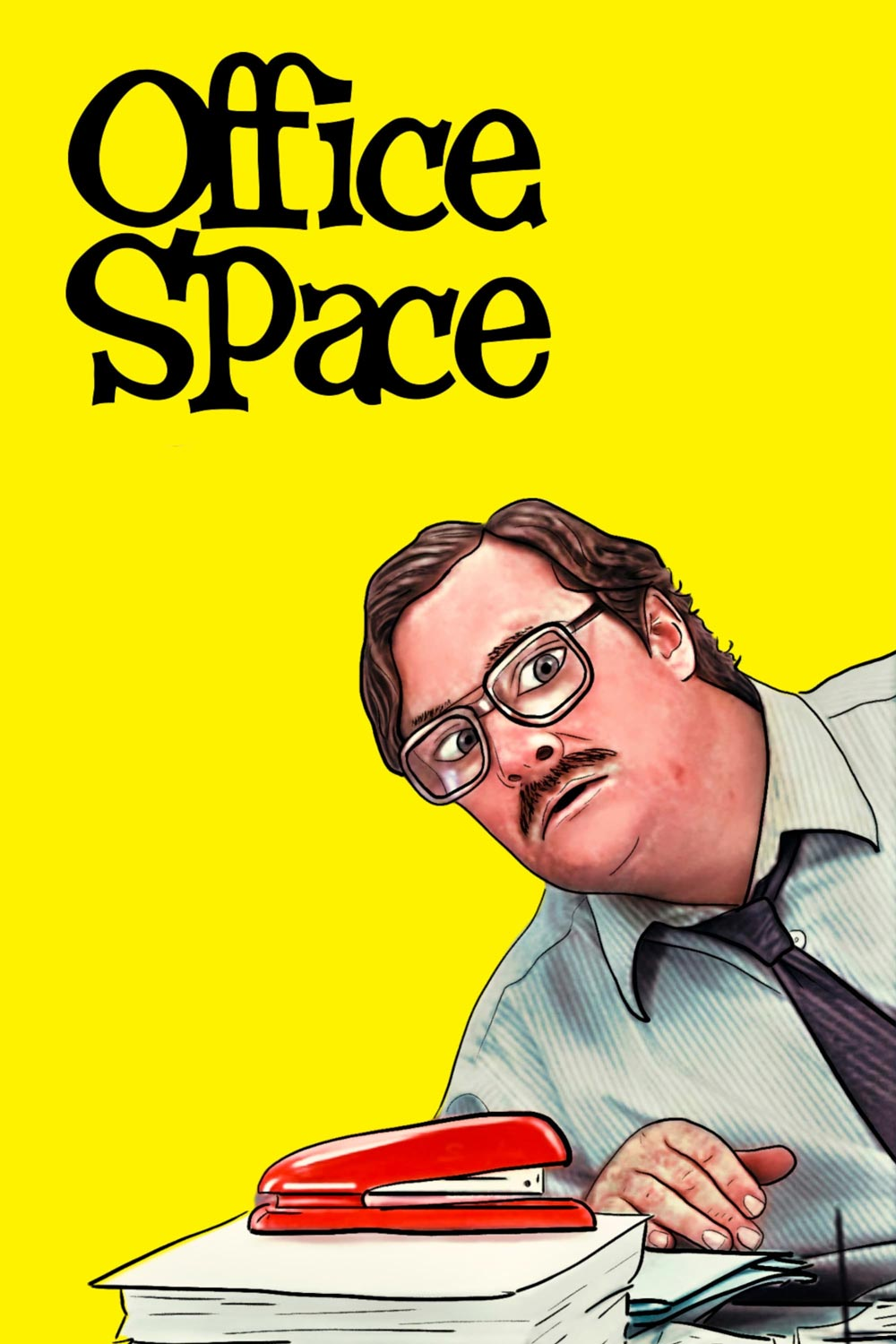 Office Space Poster