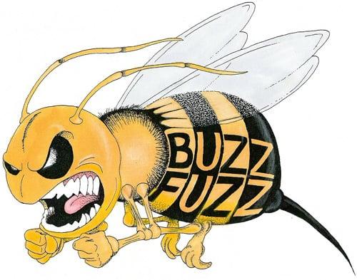 Buzz Fuzz Logo