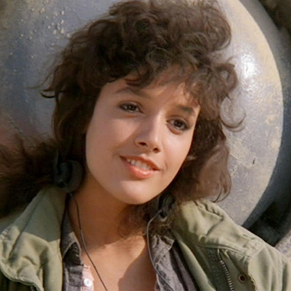 Jennifer Beals in Flashdance