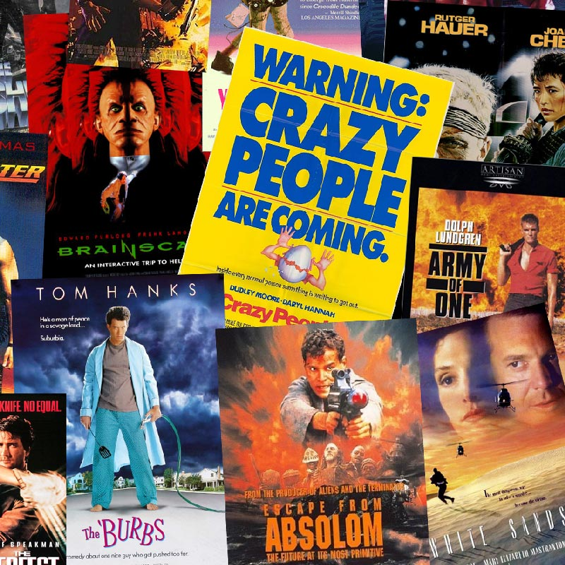 Forgotten Movies