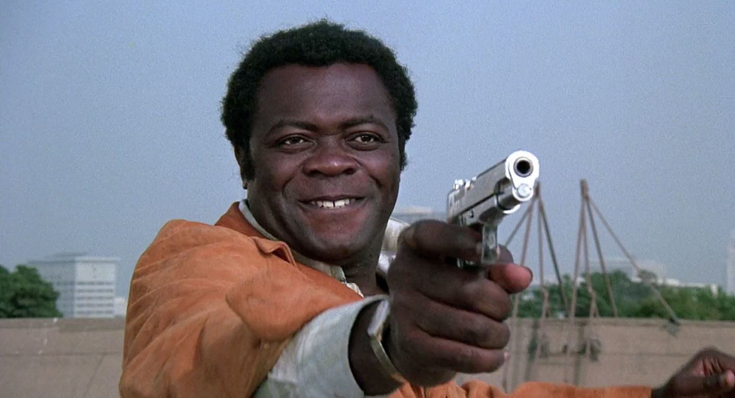 Yaphet Kotto in Friday Foster