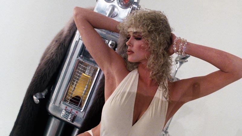 Brigitte Nielsen in Cobra