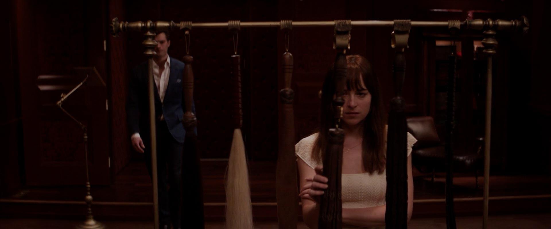 Fifty Shades of Grey - Dakota Johnson & Jamie Dornam