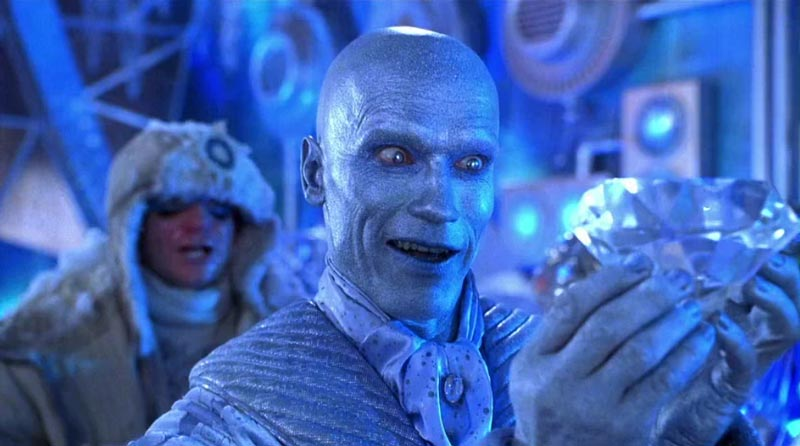 Arnold Schwarzenegger - Mr. Freeze