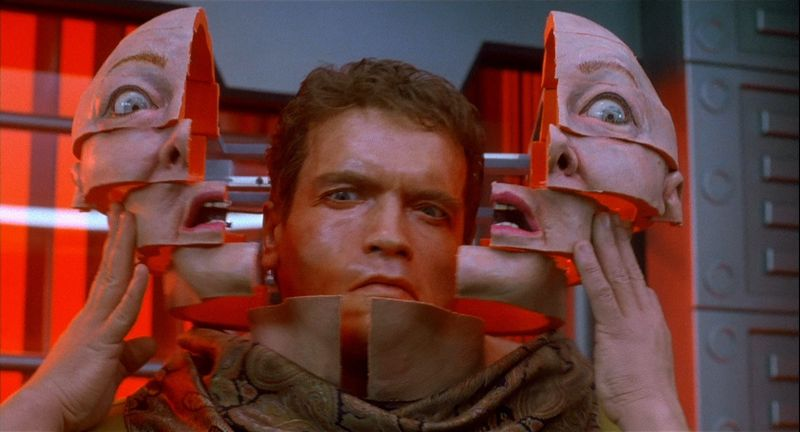 Total Recall Screenshot