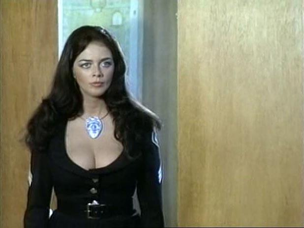 Raven De La Croix as a police officer in Up!