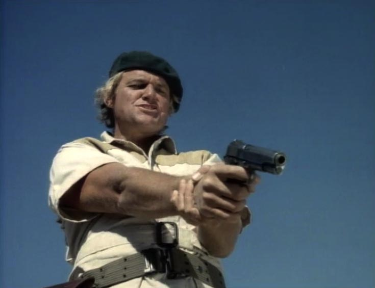 Charles Napier in Supervixens
