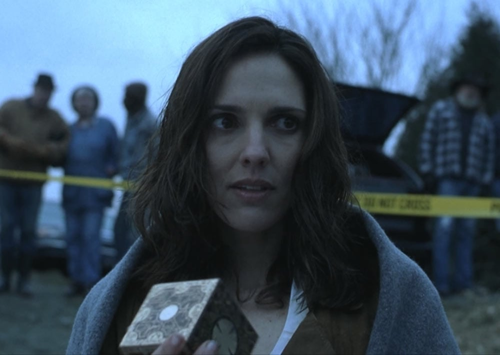 Hellraiser: Hellseeker - Ashley Laurence