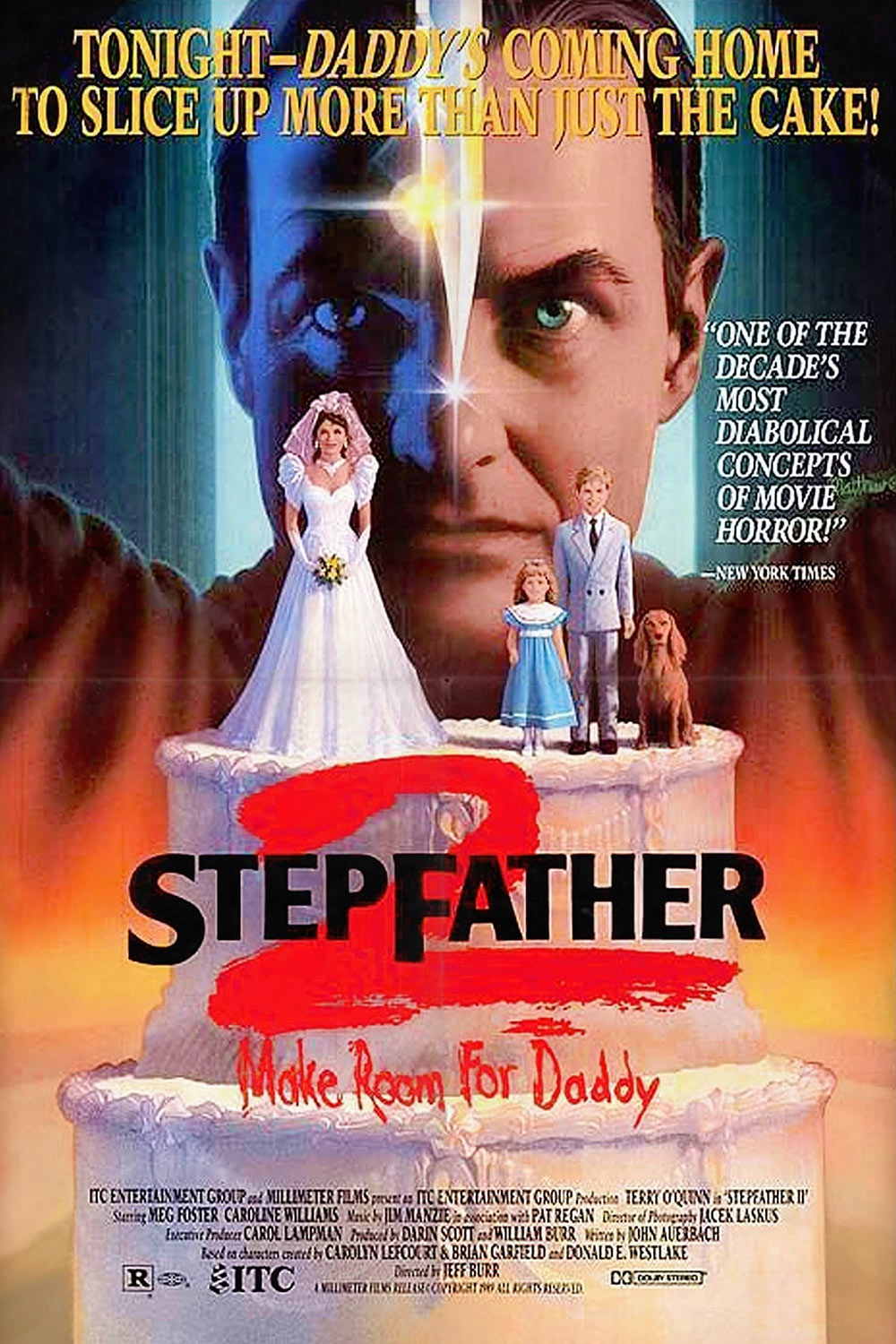 Stepfather II poster