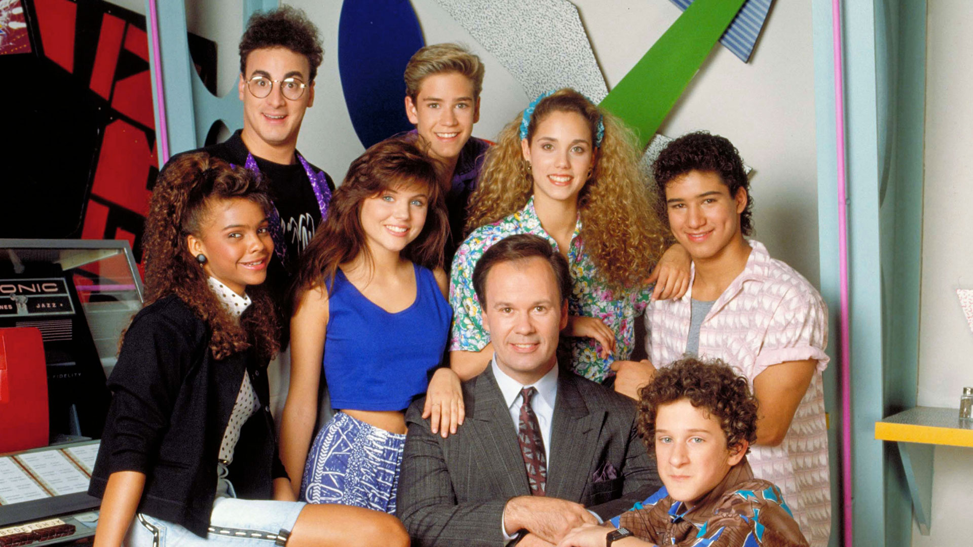 Looking back at: Saved By The Bell