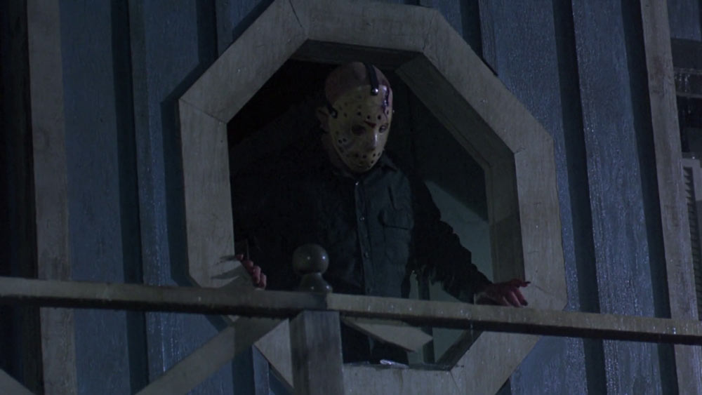 Ted White as jason Voorhees in Friday the 13th: The Final Chapter