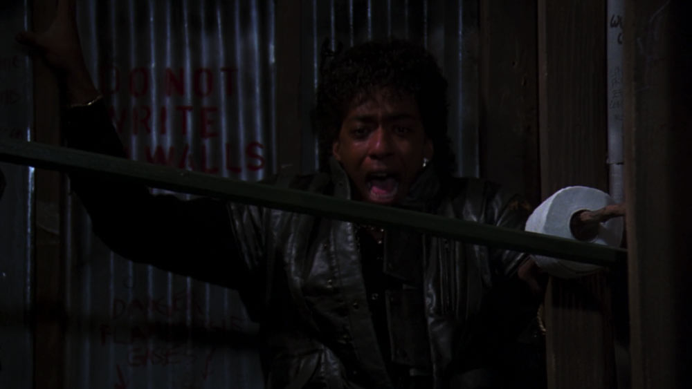 Miguel A. Núñez Jr. in Friday the 13th: A New Beginning