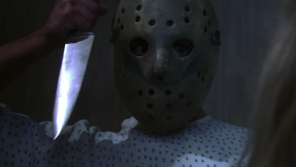John Shepherd in Friday the 13th: A New Beginning