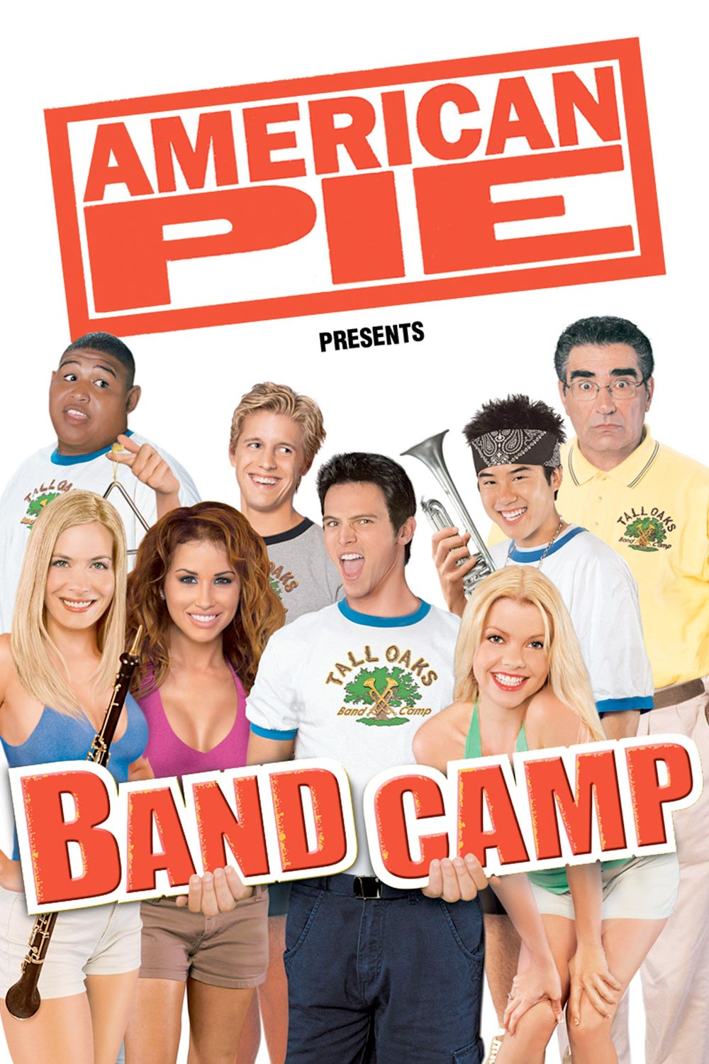 American Beta House Movie american pie presents: band camp movie review - mikeymo