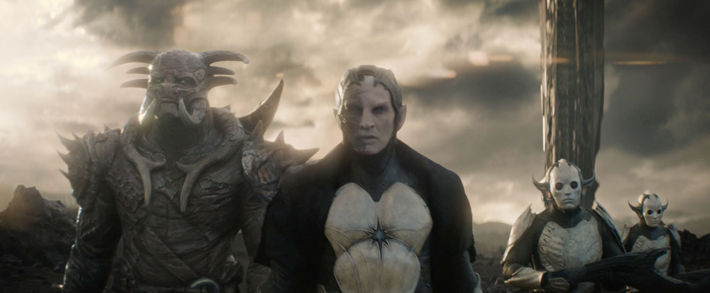 Malekith in Thor: The Dark World