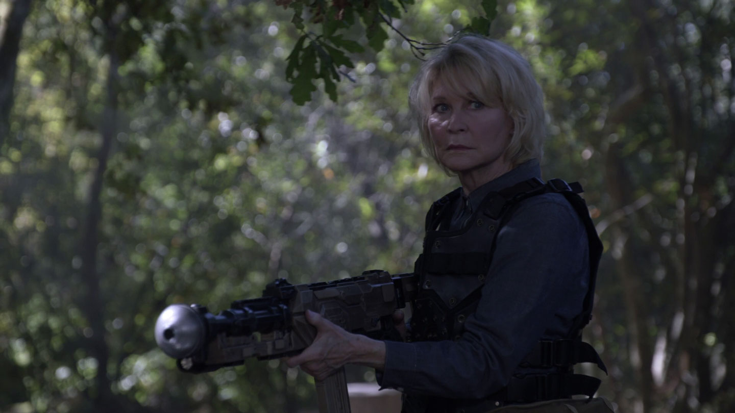 Dee Wallace in Critters Attack!