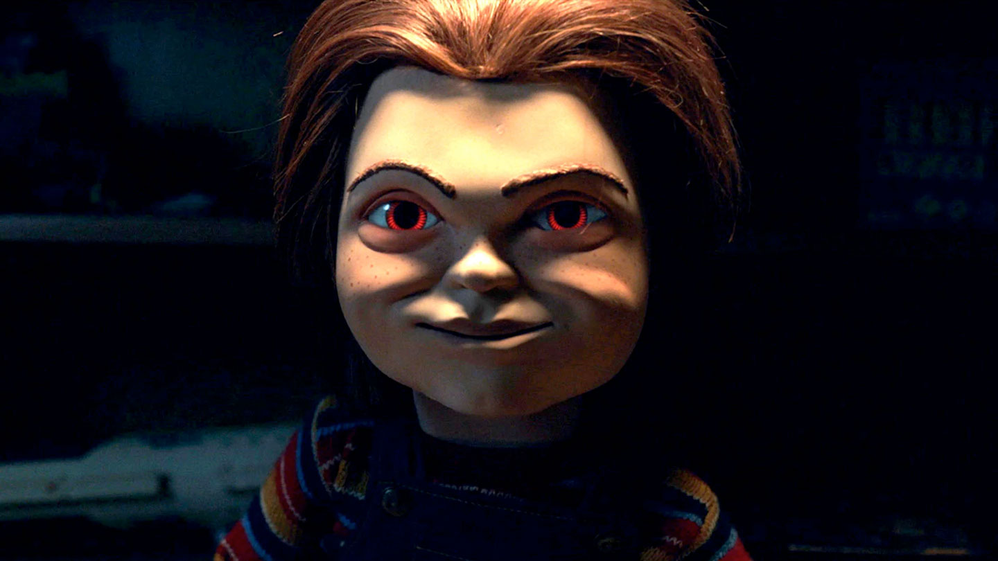 The Buddi doll in Child's Play 2019
