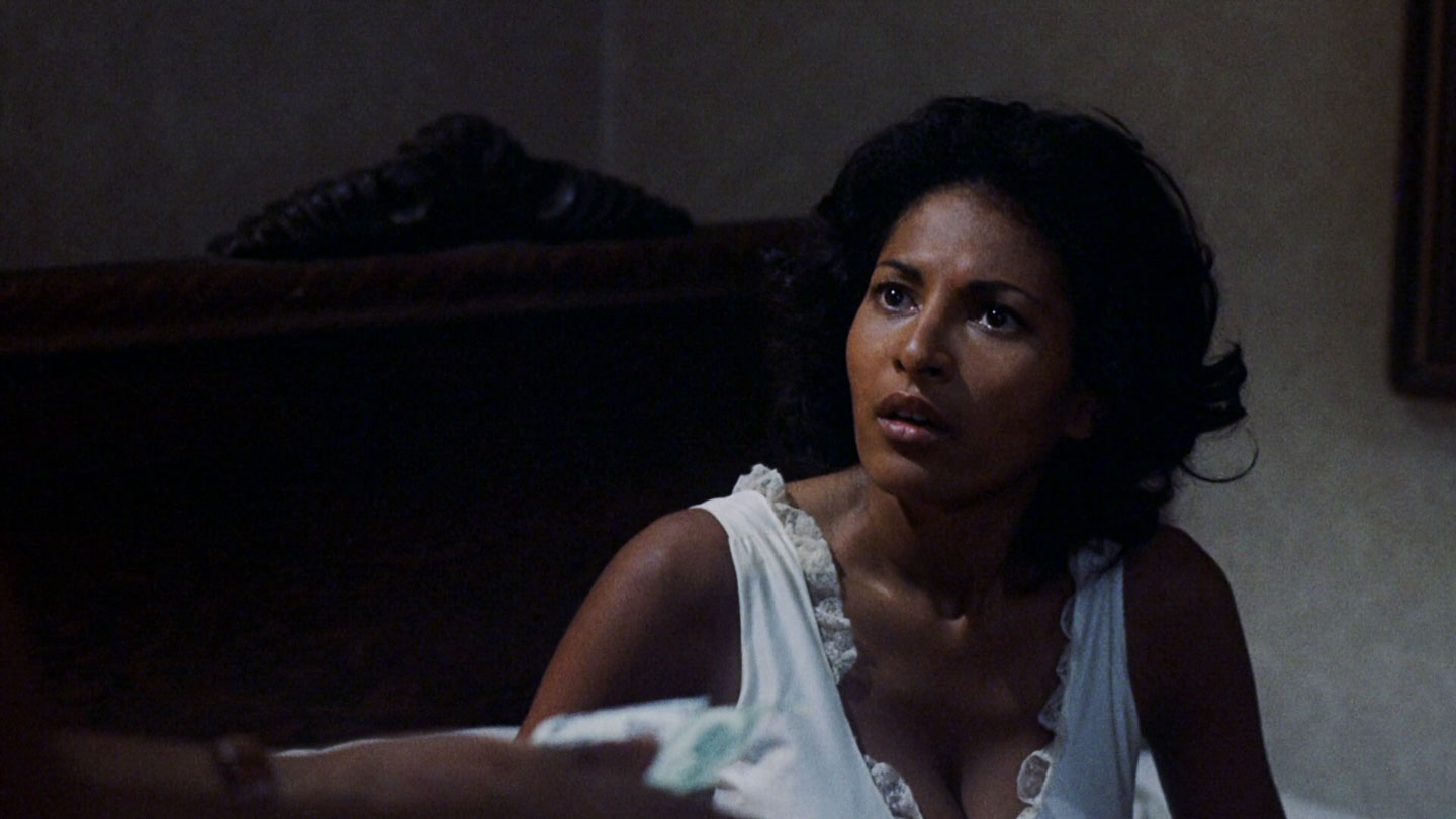 Pam Grier in Greased Lightning