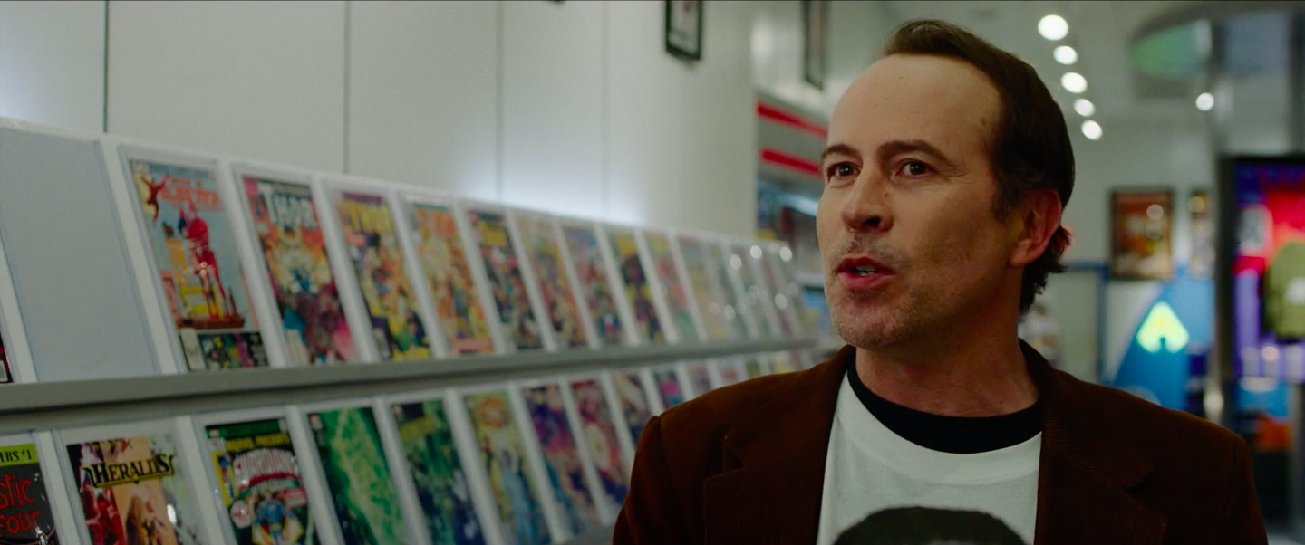 Jason Lee in Jay and Silent Bob Reboot