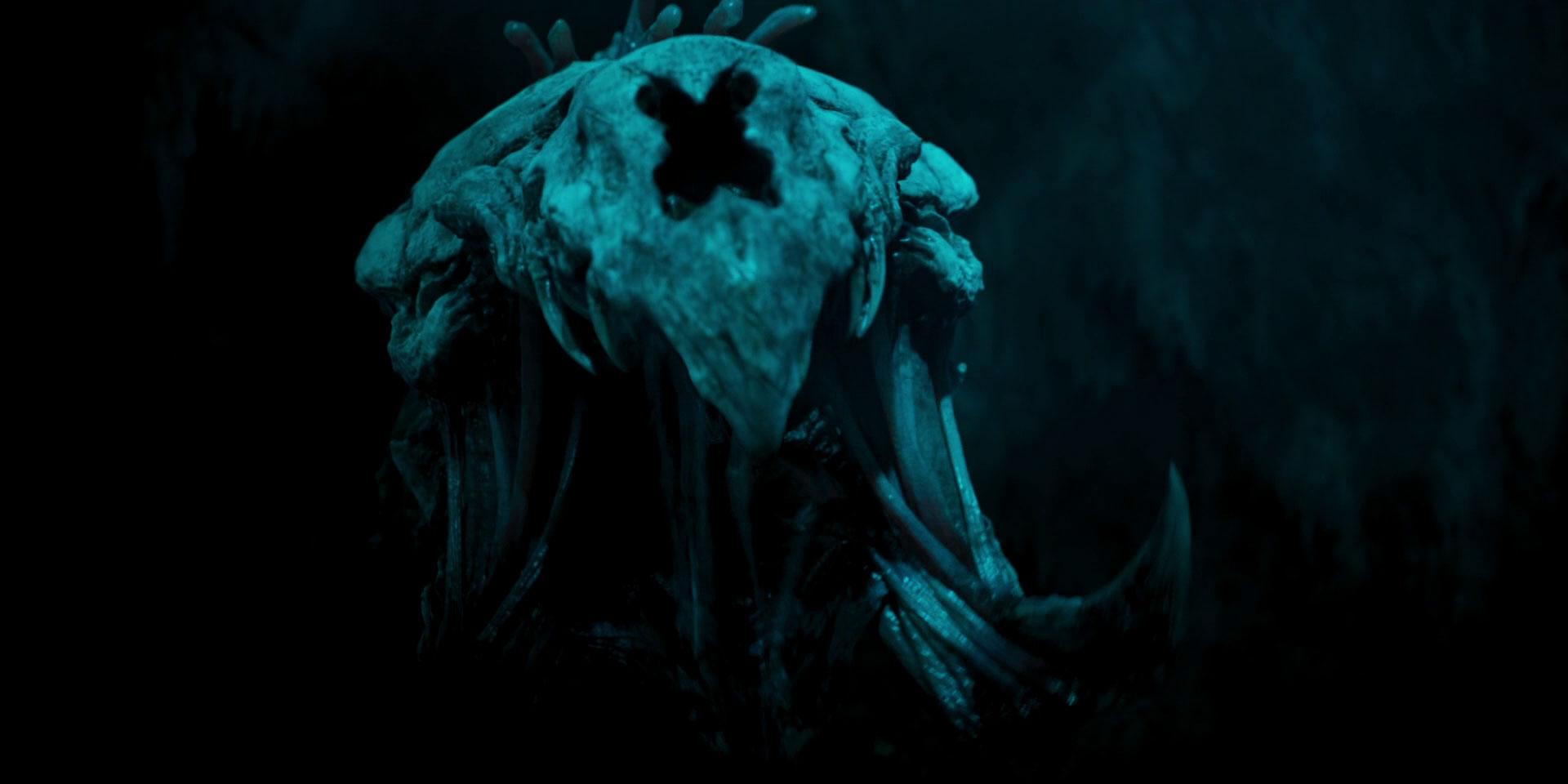 Tremors: Shrieker Island creature