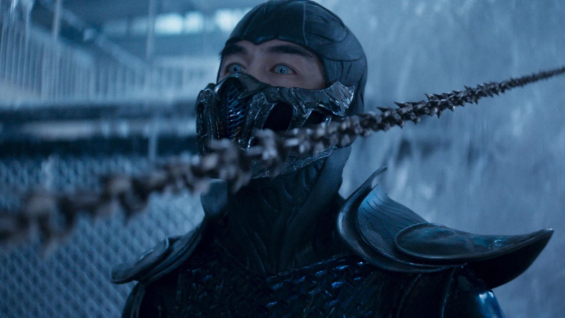 Sub-Zero in Mortal Kombat